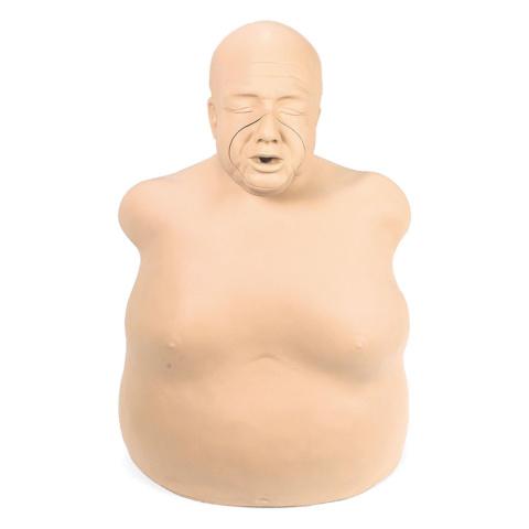 肥満老人CPRトルソ