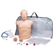 心肺蘇生トルソー,評価機能付