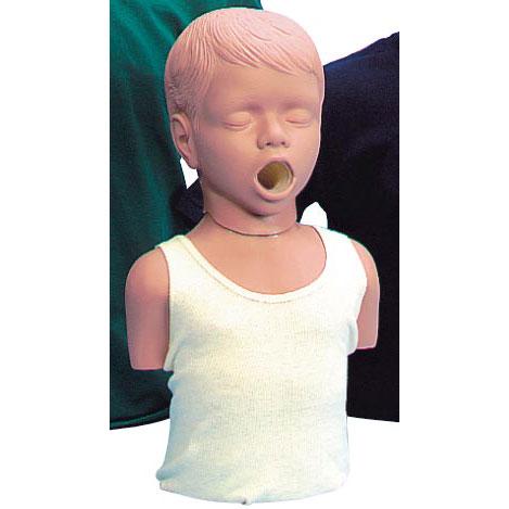 小児異物除去モデル