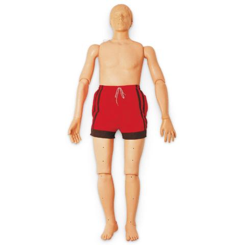 成人水難救助・CPRマネキン 163cm