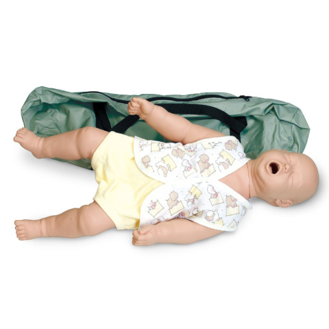 乳児異物除去モデル