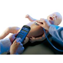 乳児聴診トレーナー