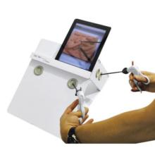 サイドポート付きラップ・タブ腹腔鏡トレーナー・セット