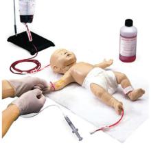 乳児静脈アクセスシミュレーター