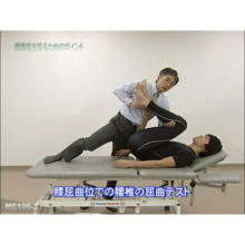 腰痛症に対する理学療法評価 〜評価から考えられる治療法の選択〜