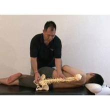 大陰幸生D.C.のカイロプラクティックテクニック 骨盤、腰椎編