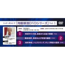 肉眼解剖DVDシリーズ Vol.1