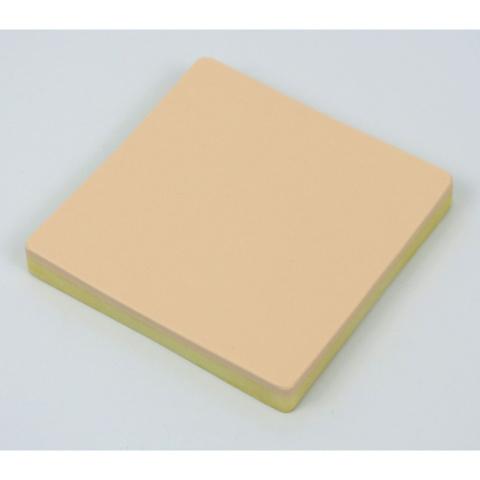 縫合プレート,標準色L,皮膚厚1mm