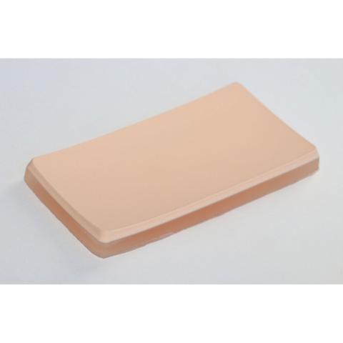 縫合プレート,標準色S,皮膚厚1mm