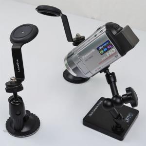 パームカメラスタンド・ラパスタの併用