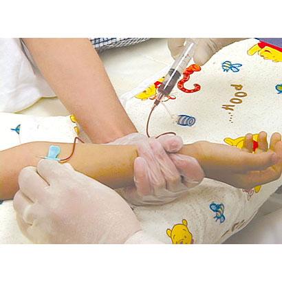 採血・輸液を受ける子どもへの援助