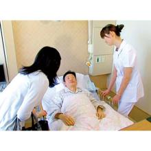 肺がんのターミナル期にある患者の看護事例