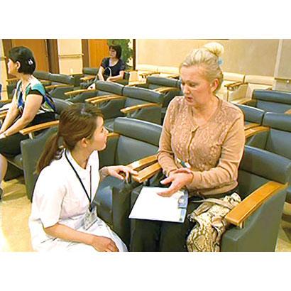 国際看護の現状