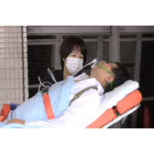 救急外来から集中治療室入室までの看護